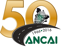 Logo ANCAI 50 ans