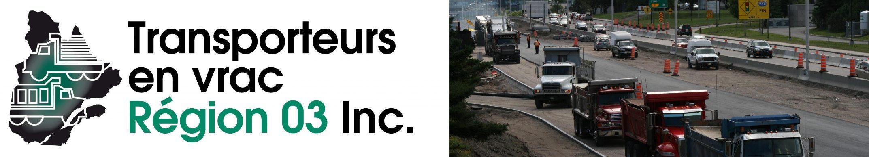 Les Transporteurs en vrac Région 03 Inc.
